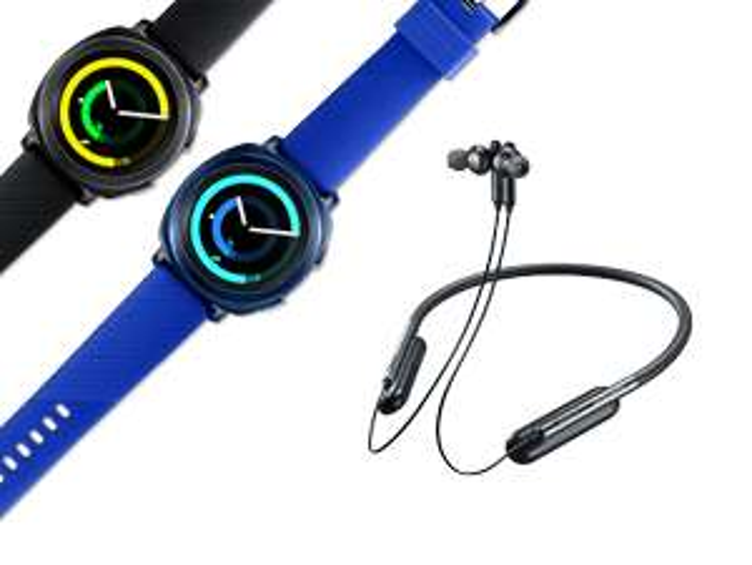 Pre-order  Samsung New Gear Sport with Free U Flex Headphone for £299 @ Samsung