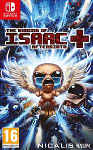 The Binding of Isaac Afterbirth Nintendo Switch £19.99 Prime £21.98 Non Prime at Amazon