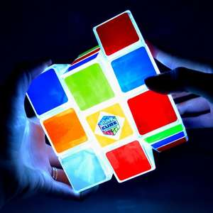 Rubik's Cube Desk Light (Works Like A Real Rubik's Cube) £9 Delivered @ CPC