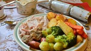 The ultimate Sunday roast only £5.46 for 4 people at ASDA