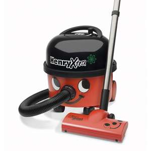 Numatic Vacuum Cleaner Henry Hoover Xtra HVX200A2 580W - £121.61 delivered @ Viking Direct