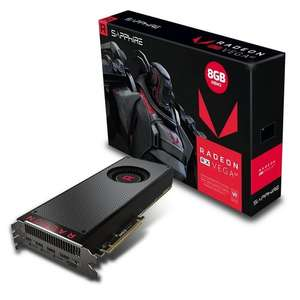 Sapphire RX VEGA 64 £499.99 Pre-order @ Amazon UK plus other offers in OP
