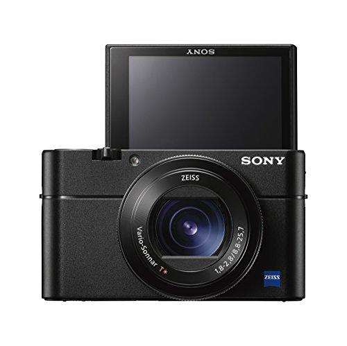 Sony Cyber-shot DSC-RX100 V Digital Camera @ Amazon GBP £745 + GBP100 Cashback = GBP645