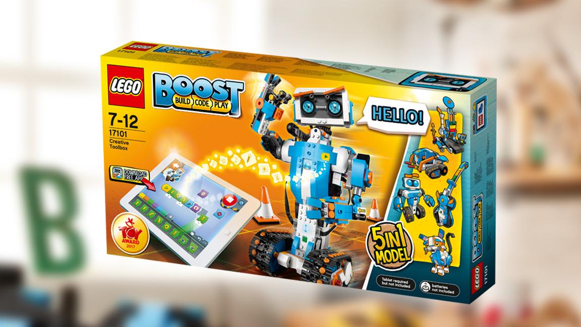 Lego boost creative toolbox - £129.99 @ Costco