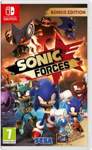 Sonic Forces NIntendo Switch (pre-order) £27.99 @ Argos (free delivery and c&c)