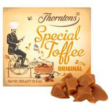 Thorntons Original Special Toffee 300g reduced to £2.00 @ Wilko C+C
