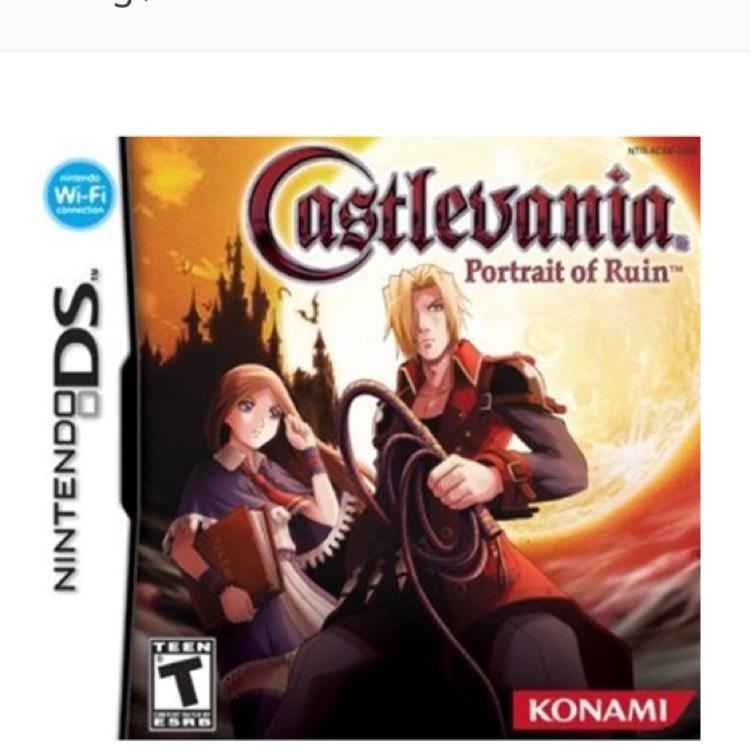 Preowned Castlevania: Portrait Of Ruin - £22 @ CEX (+ £1.50 P&P)