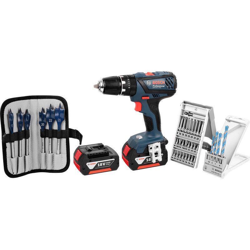 Bosch 18v drill - £149.98 @ Toolstation