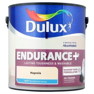 Dulux Endurance 2.5l Paint £5 instore @ Poundland