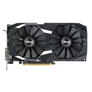 ASUS DUAL-RX580-O4G ROG Radeon RX 580 Dual OC 4 GB GDDR5 PCI Express 3.0Graphics Card - Black  £229.99 @ Amazon