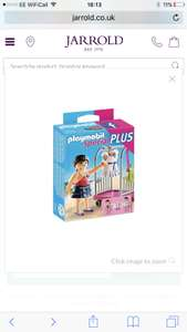 Multiple playmobil special small packs £1.50 @ jarrold