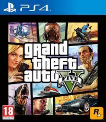 Grand Theft Auto V PS4 and Xbox 1 - £24.99 @ Sainsburys