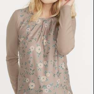 Laura Ashley FLORAL FRONT PRINTED TOP was £45 now £10