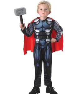Marvel Avengers Child's Costumes £2.99 in Home Bargains including Thor, Vision and Ultron.
