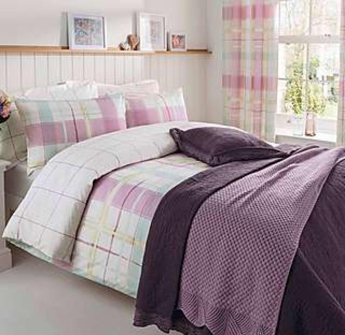Dunelm Rosemoor Duvet Cover and Pillowcase Set £6 @ Dunelm