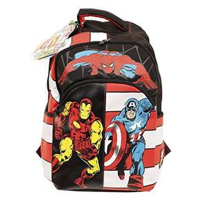 Marvel Comics Children's Backpack £11.17 (Prime) @ Amazon