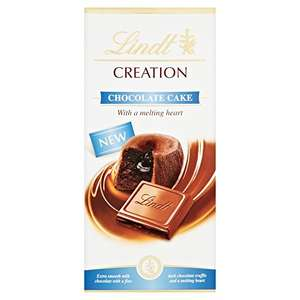 Lindt Creation Milk Chocolate Cake 150 g (Pack of 14) £11.12 @ Amazon