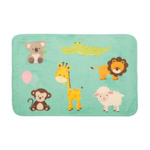 Precious Little One - Animal Nursery rug - £7.90 delivered, other designs available- EDIT: 'Animal' rug oos now - only 'Pink Teddy' and 'Robot' available at this price