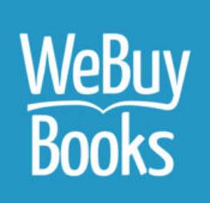 Extra 10% at We Buy Books