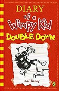 11 Diary of a Wimpy Kid Kindle Books by Jeff Kinney 99p EACH @ Amazon (individual links in description)