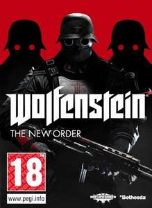 [Steam] Wolfenstein: The New Order - £3.49 - CDKeys