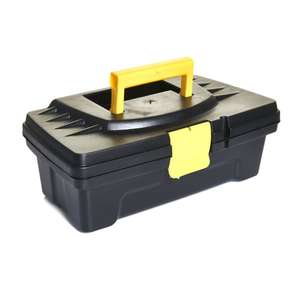 Wilko Functional Utility Box 12'' - £1 / Utility Box 16in £4.95 / Wilko Around The House Tool Bag £5 @ Wilko