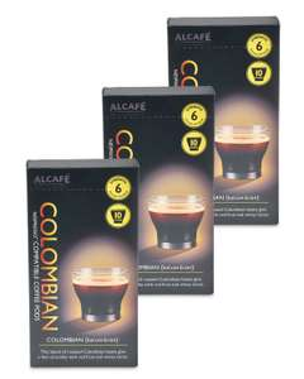 Alcafe Nespresso pods - 49p instore @ Aldi