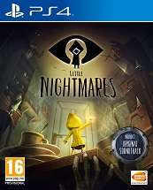 Ex Little nightmares PS4 - £9.99 @ Boomerang