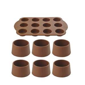 Melt In The Middle Dessert Kit - 2 Moulds & Recipe - £4.99 (free C+C) @ Lakeland