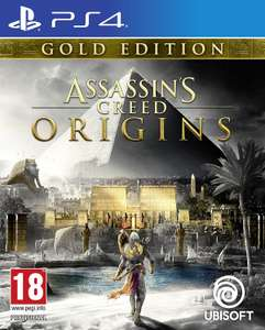 Assassin's Creed Origins Gold Edition + season pass worth £32.99 (PS4/Xbox One) - £55.99 (Using Ubisoft points) @ Ubisoft