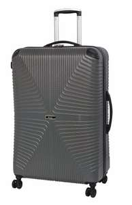 IT 8 Wheel Grey Large Suitcase - £35 @ Tesco Direct
