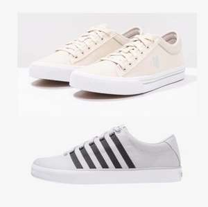 K-Swiss Bridgeport II (Uni) OR  K-Swiss Court Pro £16.80 delivered @ Zalando (limited sizes)