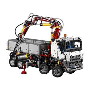 Lego technic mercedes benz arocs £127.98 with code @ Toys R Us