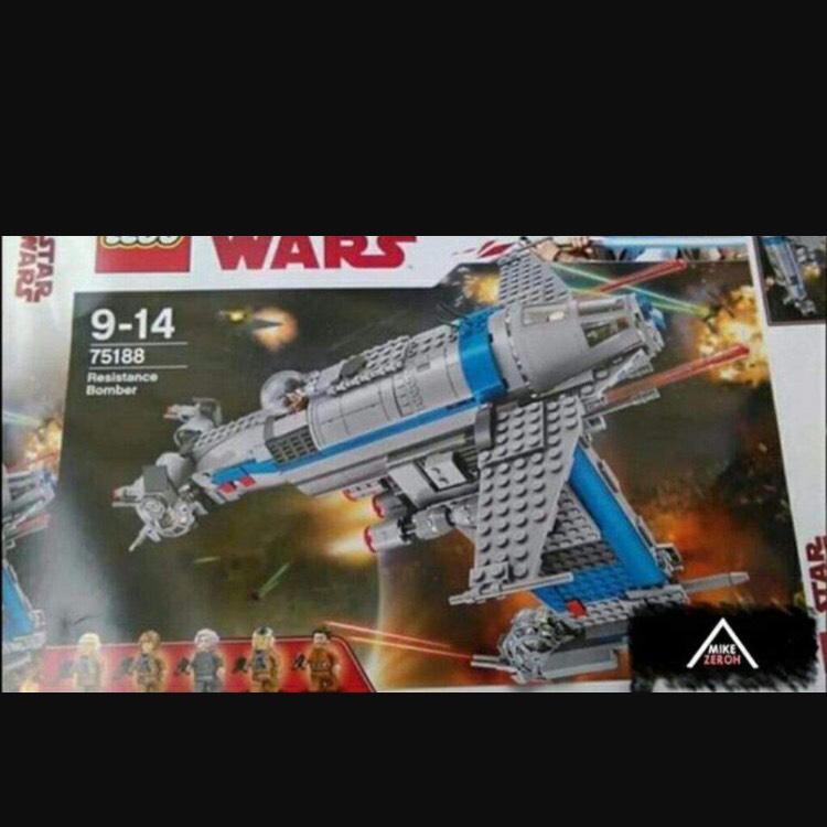 Debenhams Lego Resistance Bomber 75188 - £49