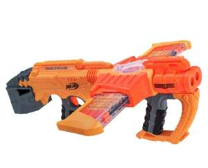 Nerf Doomlands Double Dealer Blaster with 24 Elite Darts £19.99  @ Argos & Argos Ebay