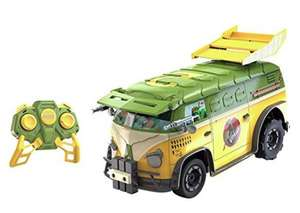RC Teenage Mutant Ninja Turtle Party Van £19.99 @ Argos / eBay