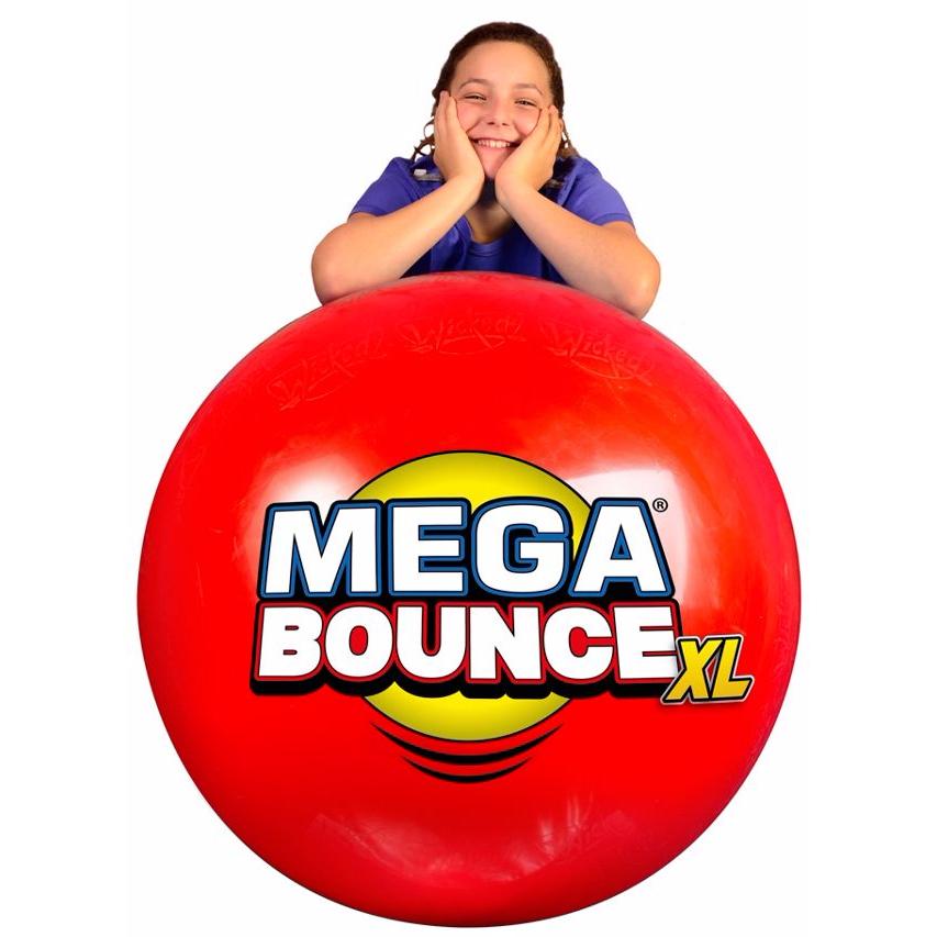Mega Bounce XL Ball - Red or Blue £6 from Debenhams