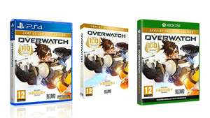Overwatch Game of the Year Edition PS4 £29 @Tesco Direct