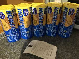 Lyons milk chocolate digestives 12p @ Co-op