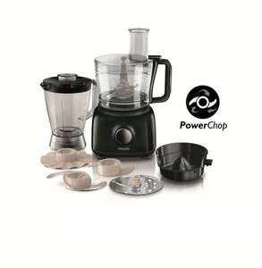 Philips Hr7629 91 Daily Collection Food Processor 650 Watt - Black - £80 @ philipselectronicsuk / eBay