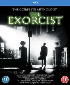The Exorcist - Complete Anthology Blu Ray - £13.99 @ Zavvi + Topcashback / Quidco