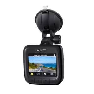 AUKEY 1080p HD Dash Cam £41.99 minus £8 off promotion = £33.99 with free delivery - Sold by yueying / Fulfilled by Amazon