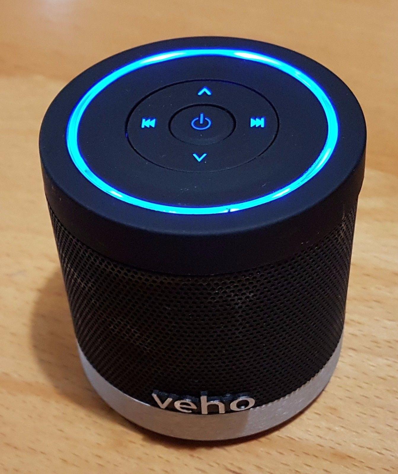 Veho Vss-009-360bt M4 Portable Rechargable Wireless Bluetooth Speaker - best pick £9.99 (seller conway_close) @ eBay