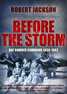 Before The Storm by Robert Jackson - Free Kindlebook edition @ Amazon