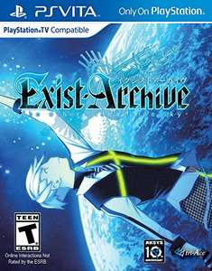 Exist Archive: The other side of the sky (PS Vita) £12.63 (PS4) £15.64 Delivered @ Amazon USA