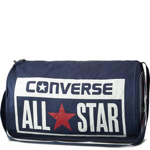 Chuck Taylor All Star Legacy Duffel Bag Was £30, now £14.99 White OR Blue (£12.75 with NL sign up) /  Red OR Black £19.99 (£16.99 with NL sign up) @ Converse