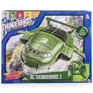 AirHogs Radio Control ThunderBird 2  £9.99 Delivered @Argos Ebay **Low Stock**