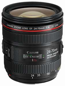 CANON 24-70mm F4 L IS LENS £489 (WITH £105 CANON CASHBACK) @ AMAZON PRIME EXCLUSIVE