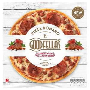 Goodfella's Romano Pizzas - £1.50 - Tesco - Save £1