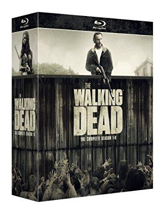 The Walking Dead - Season 1-6 (Blu-ray) £22.27 @ Amazon Italy